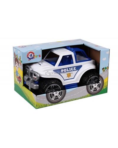 """Машина """"Внедорожник Полиция"""", арт. 5002, ТехноК"""