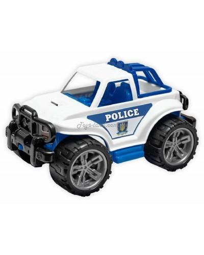 """Машина """"Внедорожник Полиция"""", арт. 3558, ТехноК"""