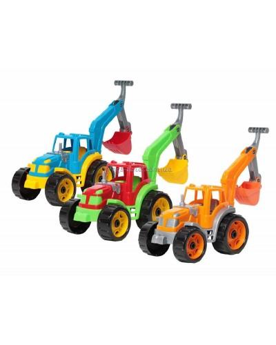 "Машина ""Трактор с ковшом"", арт. 3435, ТехноК"