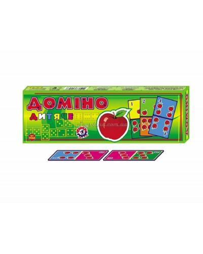 """Домино """"Детское"""", арт. 2568, ТехноК"""