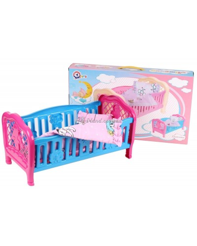 Кроватка для куклы, арт. 4494 , ТехноК