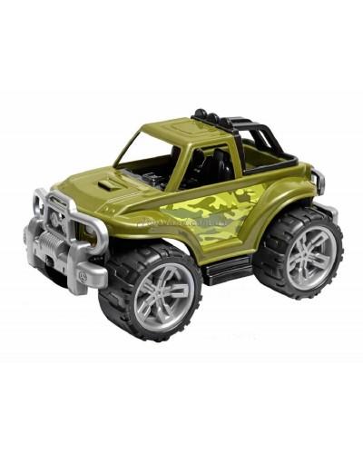 """Машина """"Внедорожник Военный"""", арт. 3565, ТехноК"""