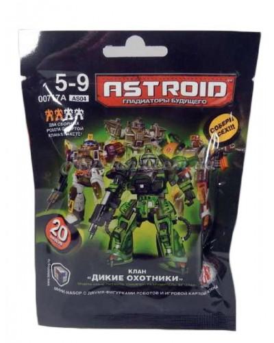 Клан Дикі мисливці Astroid стартовий ігровий набір 2 робота, арт. 00717_3, Технолог