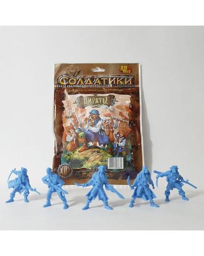 Пірати Битви Fantasy набір воїнів (з гнучкого пластику), арт. 00767, Технолог