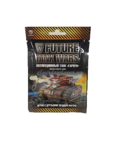 Гарпун Future Tank Wars колекційний танк Z.O.D, арт. 00735_2, Технолог