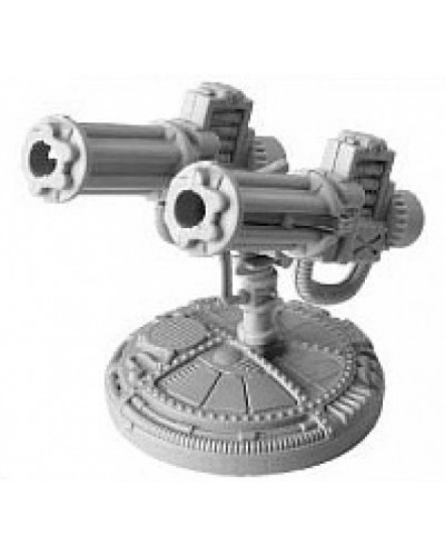 "Оборонительная установка ""Спарка"", 0105, Технолог"
