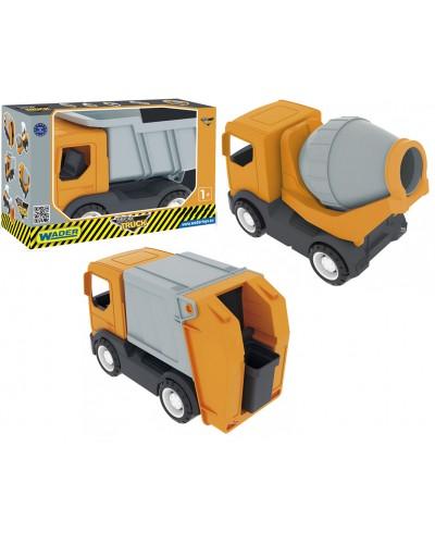 "Авто ""Tech Truck"" в коробке, 3 модели"