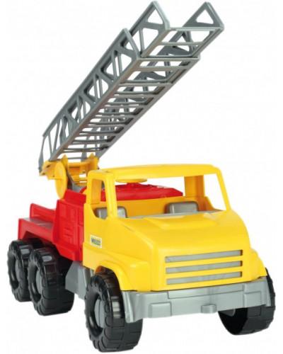 """Авто """"City Truck"""" пожарная, в коробке"""