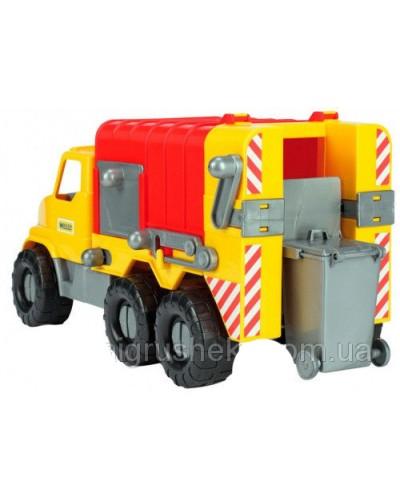 """Авто """"City Truck"""" мусоровоз, в коробке"""