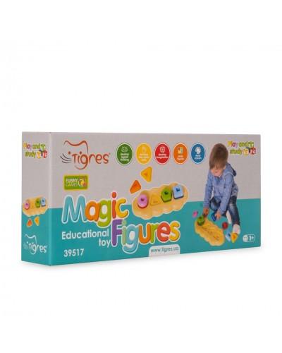 """Іграшка розвиваюча """"Магічні фігурки"""" 8 ел. в коробці"""