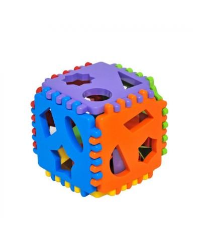 """Іграшка-сортер 39759 """"Smart cube"""" 24 ел., Tigres"""