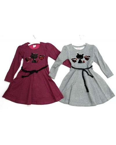 Платье (3-6 лет)
