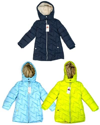 Курточка девочка (6-9 лет)