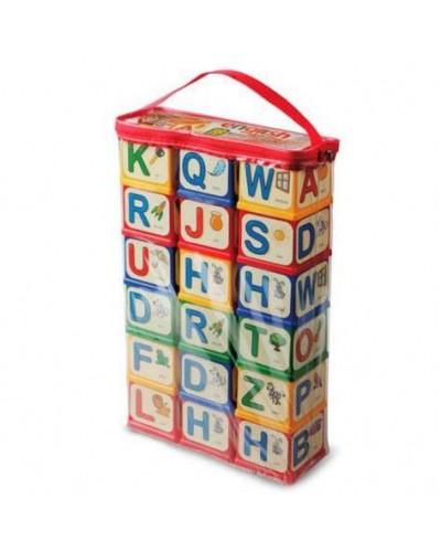 """Кубики """"English alphabet"""" арт.054"""