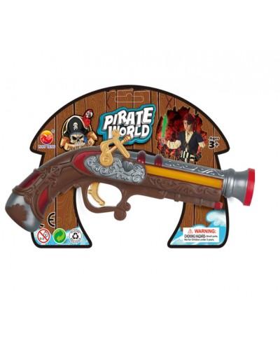 Пиратский набор B6688-1 мушкет, на планшетке
