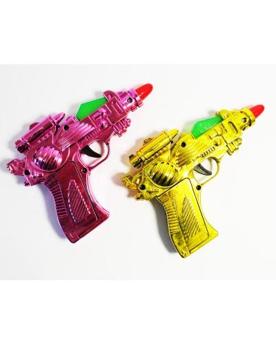Пистолет 3188  батар, 4 вида микс, в пакете