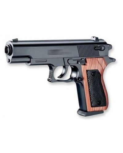 Пистолет SP-3 пульки в коробке 21*14,5см