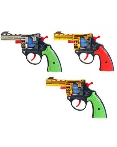 Пистолет под пистоны A2 в пакете 21*12*4см