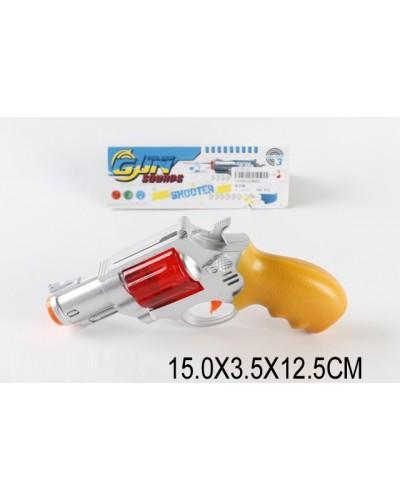 Пистолет-трещотка 8900 (1535644) в пакете 15*3,5*12,5см