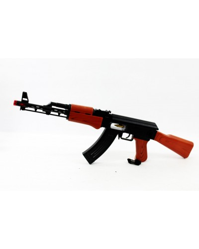 Автомат батар. AK-47 (1520549) свет, в 47,5*4*14,5см