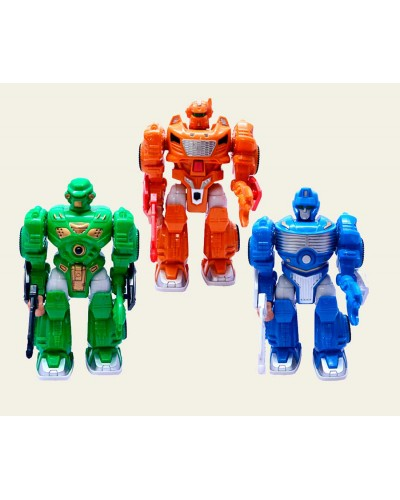 Робот батар. 7M-412/13/14  3 вида в кор.24*16.5*11см