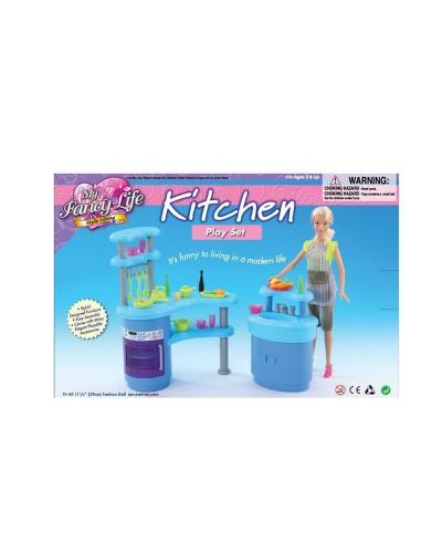 """Мебель """"Gloria"""" 2916  для кухни, в кор,31*21*6,5 см"""