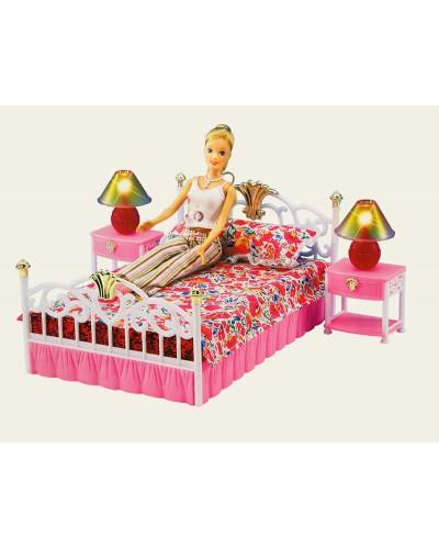 """Мебель """"Gloria"""" 99001  для спальни, в кор. 31*19*4см"""