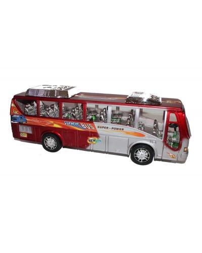 Автобус инерц 0076/77 2 вида, в пакете