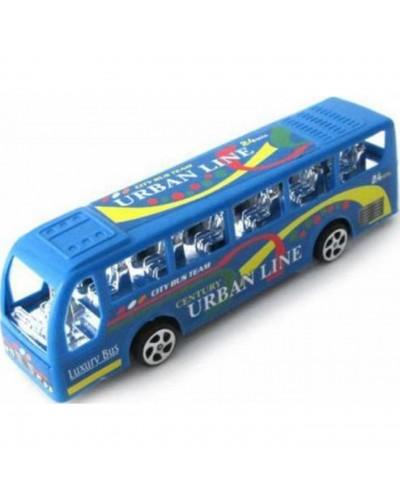 Автобус инерц. 777  2 вида, в пакете 14*4*3см
