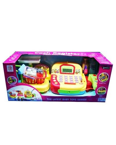 Кассовый аппарат LF996A сканер, калькулятор,продукты, в кор. 48*20*19см