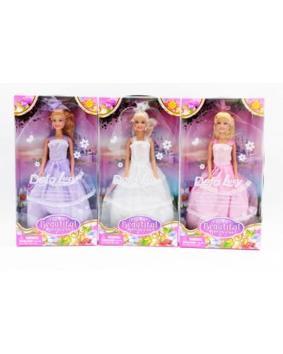 """Кукла """"Defa Lucy"""" 8065 3 вида,  в кор.18*6*33см"""