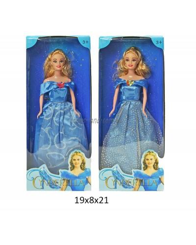 "Кукла ""Золушка"" 8772 (144шт/2)  в кор. 19*8*21см"