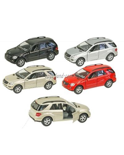 "Машина металл ""KINSMART"" KT5309W  ""Mercedes-Benz ML-Class"", в коробке 16*8*7,5см"