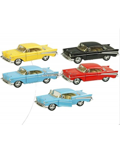 "Машина металл ""KINSMART"" KT5313W ""Chevrolet Bel Air 1957"", в коробке 16*8*7см"