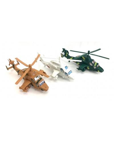 Вертолет инерц 011-1/011-3 в пакете 30*7*16 см