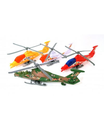 Вертолет инерц 2988/A/B (2988-2988AB) 4 вида, в пакете 43*19*7см