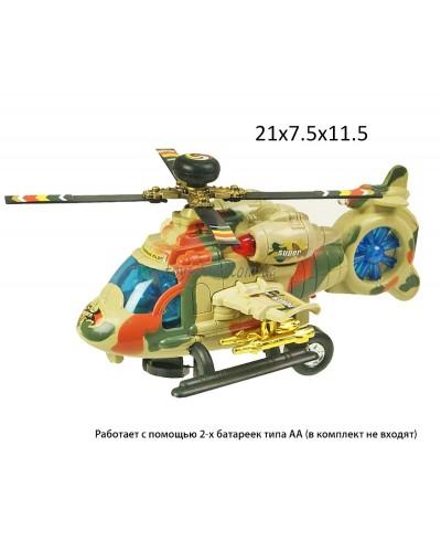 Вертолет батар 778 свет., в коробке 21*7,5*11,5см