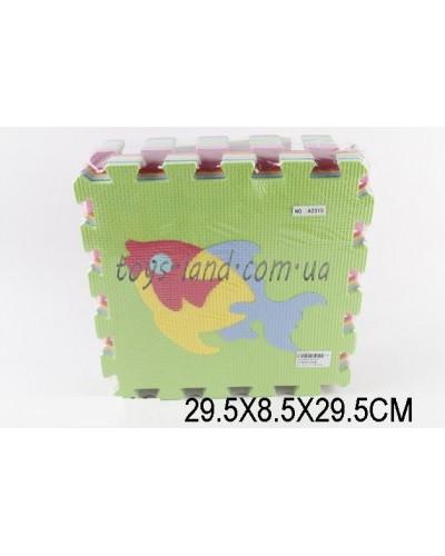 Пазлы фом A2315 (1420949) 9 пластин, в пленке 29,5*8,5*29,5см