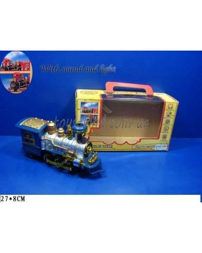 Поезд батар 0624 в кор. 27*8см