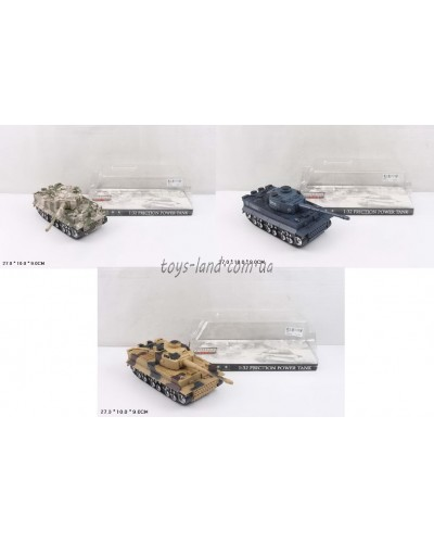 Танк инерц 360-2/4/6 3 вида, под слюдой 27*10*9 см
