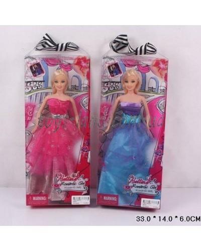 "Кукла типа ""Барби""Bettina"" 66307  2 вида, в кор. 33*14*6см"