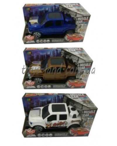 Машина батар 336-138S/139S/140S  в коробке