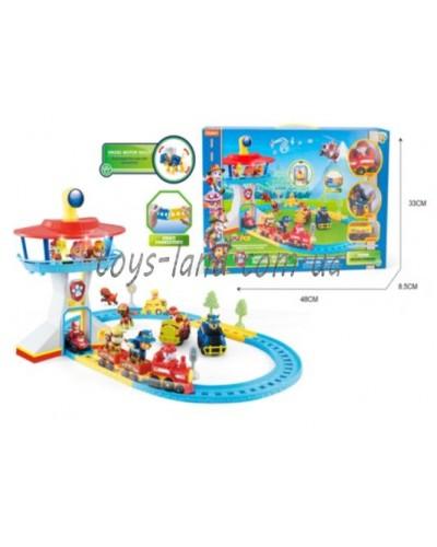 Железная дорога G2004A батар.,в коробке 48*33*8,5см