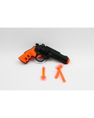 Пистолет 317 стреляет присосками, в пакете