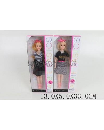 "Кукла типа ""Барби"" 8655C-86A4 2 вида, в кор.13*5*33см"