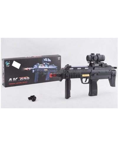 Автомат батар AK-828  свет, звук, в коробке