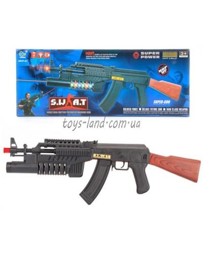 Автомат батар. AK47-A1 в коробке