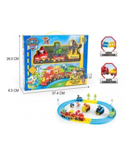 Железная дорога XZ-882 в коробке 37,4*26,5*6,5см