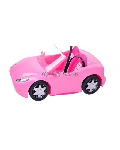 Машина для куклы  K877-30C  в коробке 39.5*20*20 см