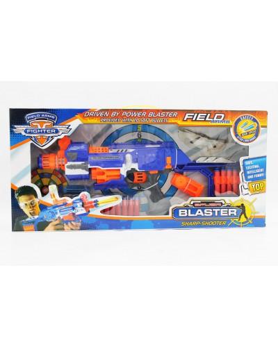 Бластер с поролон.снарядами SB238 (1159077)  в коробке 63*8*29,5см